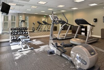 Denver Airport Hotel Fitness Center