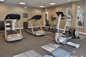 Fitness Center Denver Airport Hotel