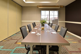 Denver Airport Hotel Conference Room