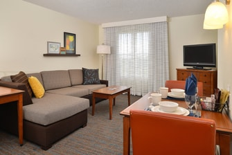 Denver Airport Hotel Suite