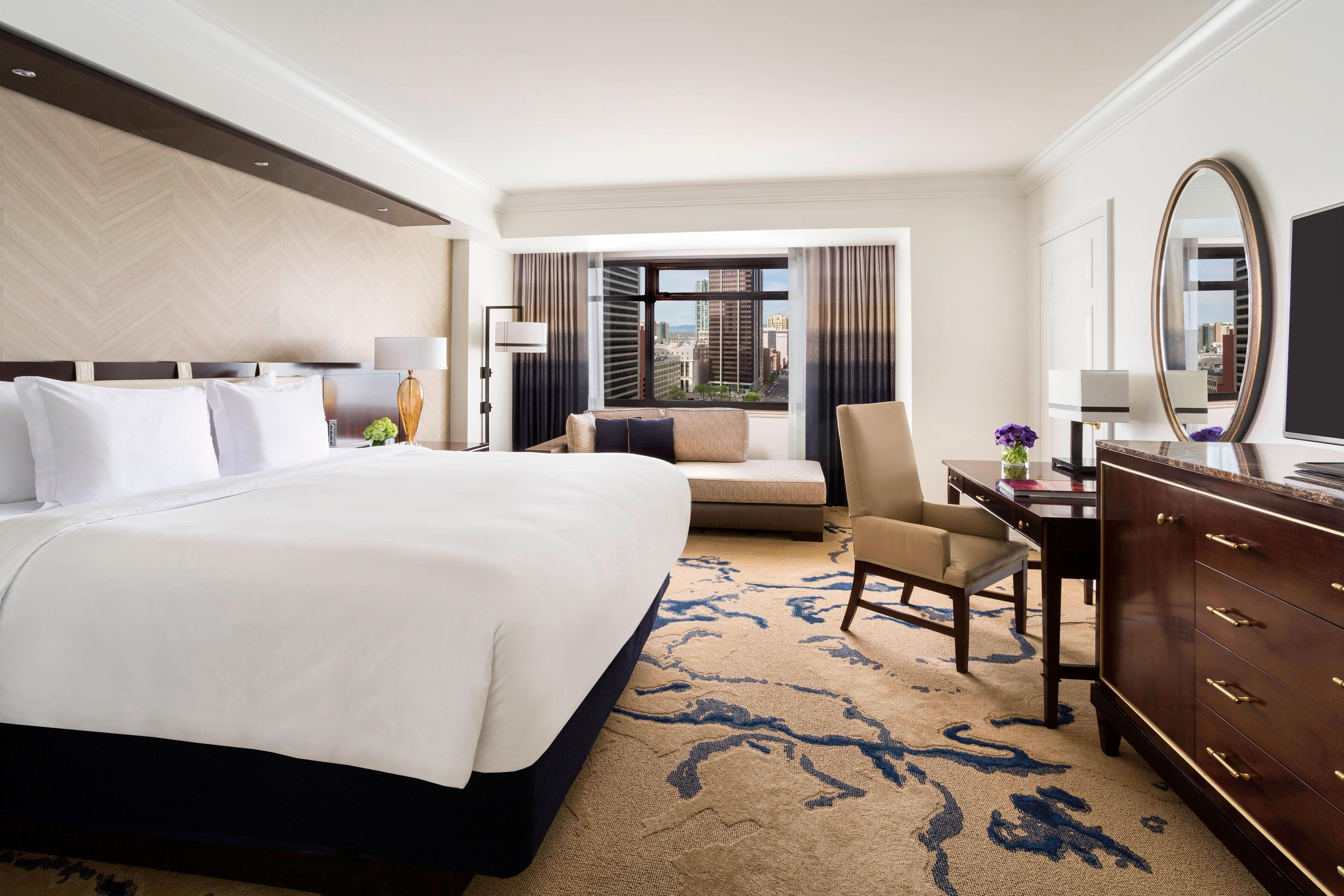 King Guest Room, City view