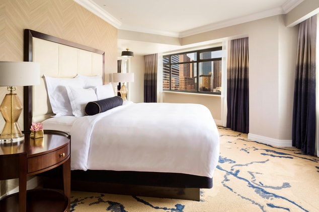 A One Bedroom Suite at The Ritz-Carlton, Denver