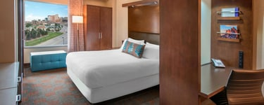 SpringHill Suites Denver Downtown