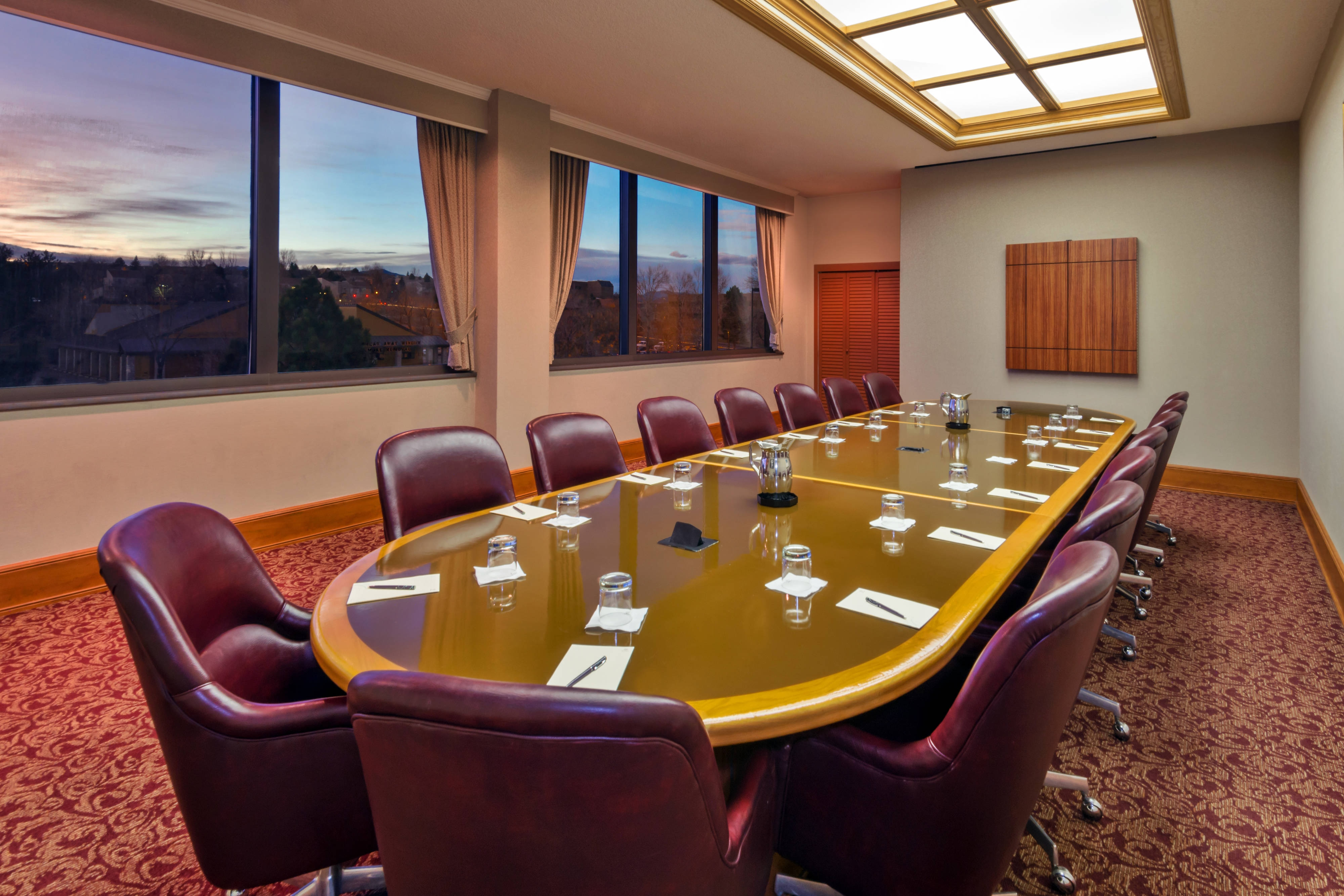 Jefferson Boardroom
