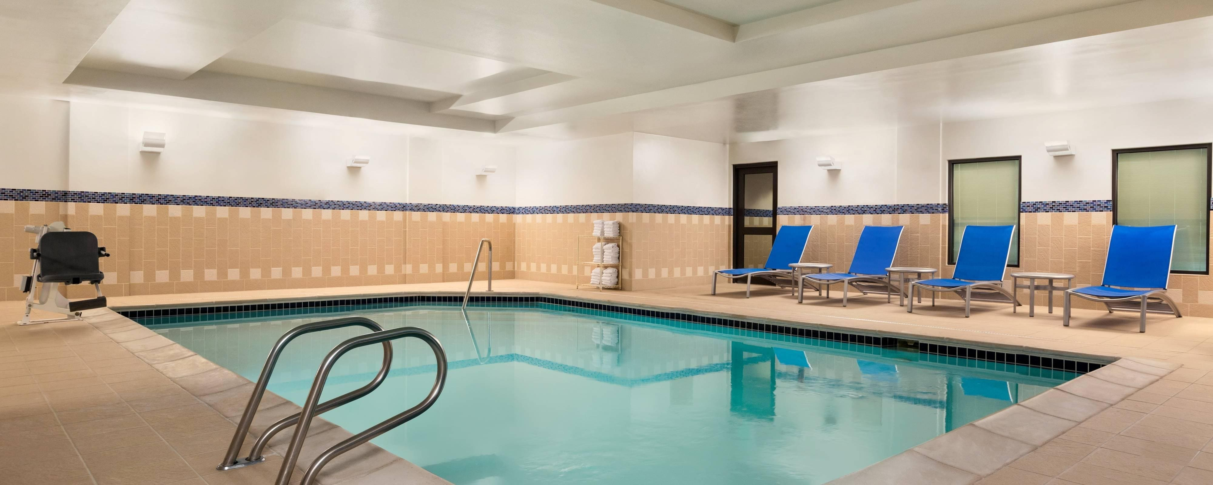 Denver Hotels With Indoor Pool Towneplace Suites Denver Airport At Gateway
