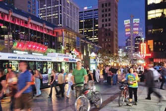 Hotels near 16th Street Mall Shopping in Denver