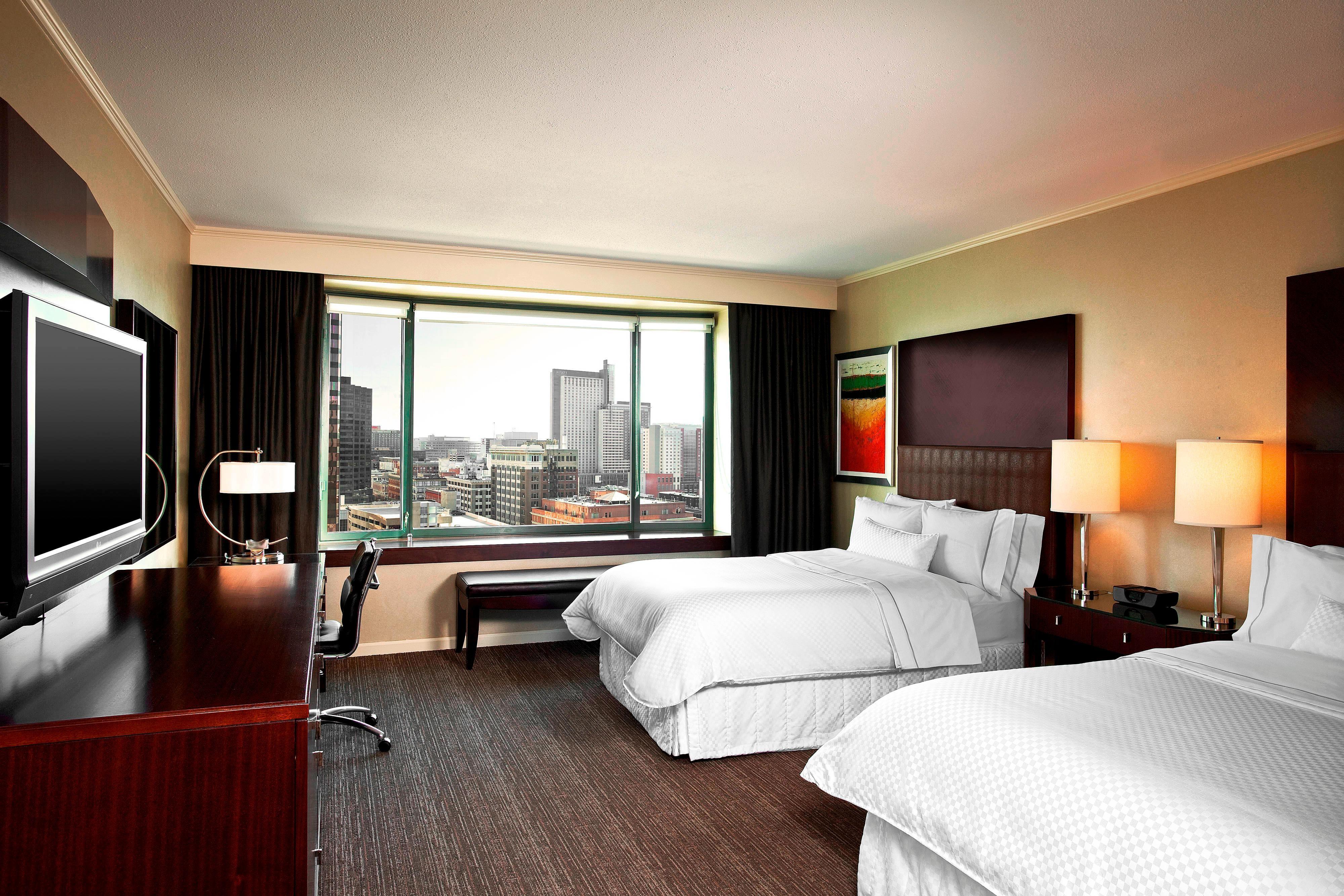 Deluxe Zimmer mit Doppelbett