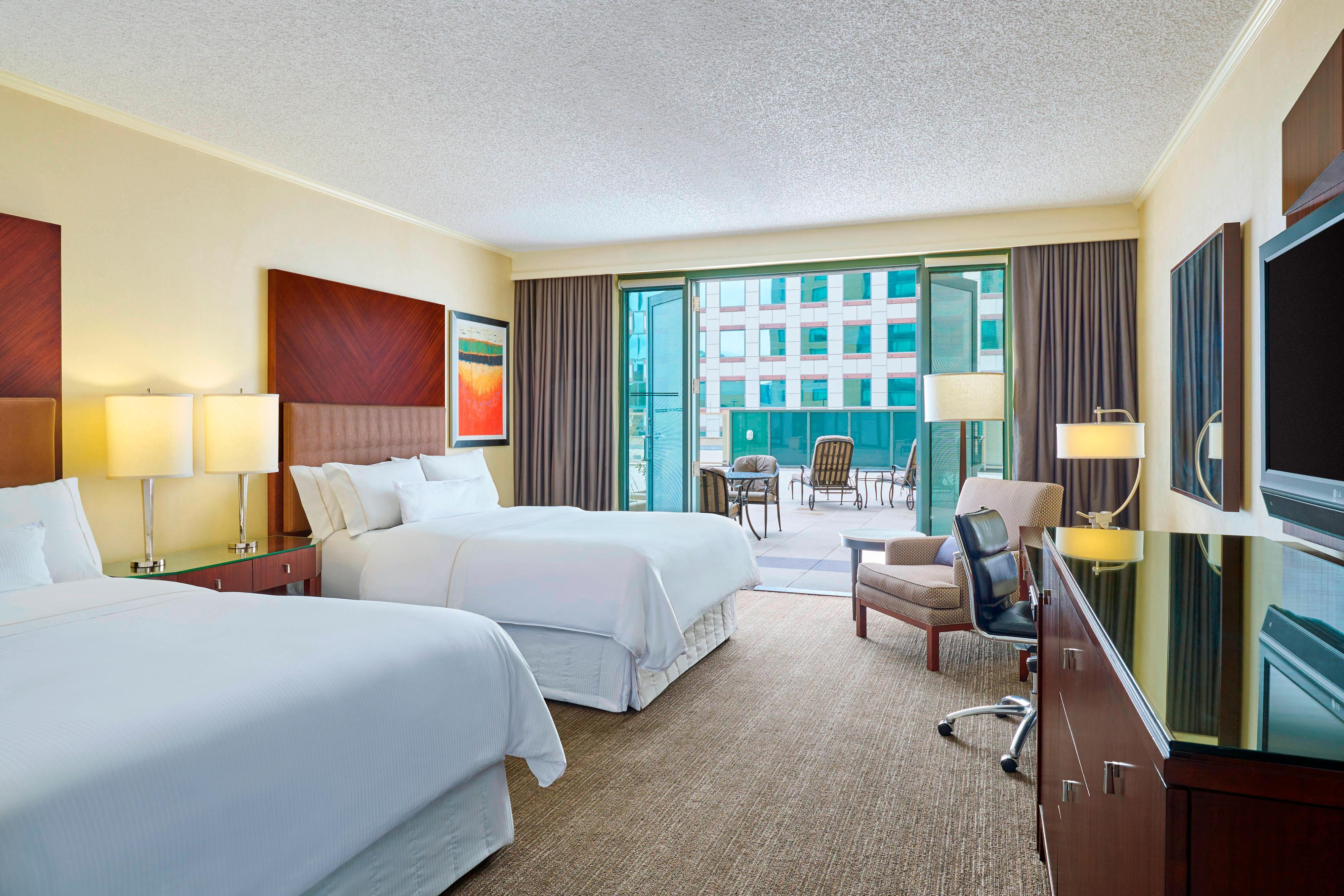 Downtown Denver Accommodations - Hotel Rooms | The Westin