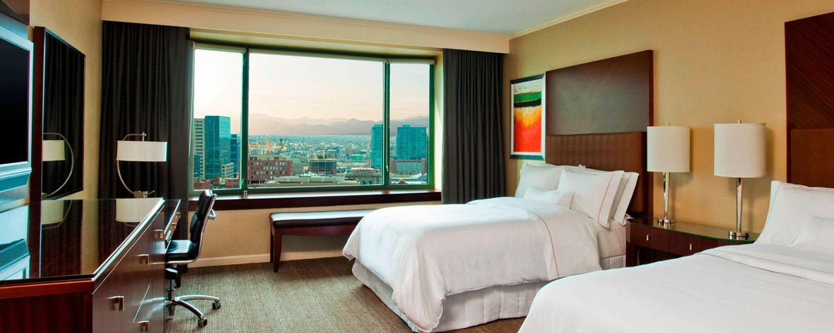 Wellness Hotel in Denver | The Westin Denver Downtown on