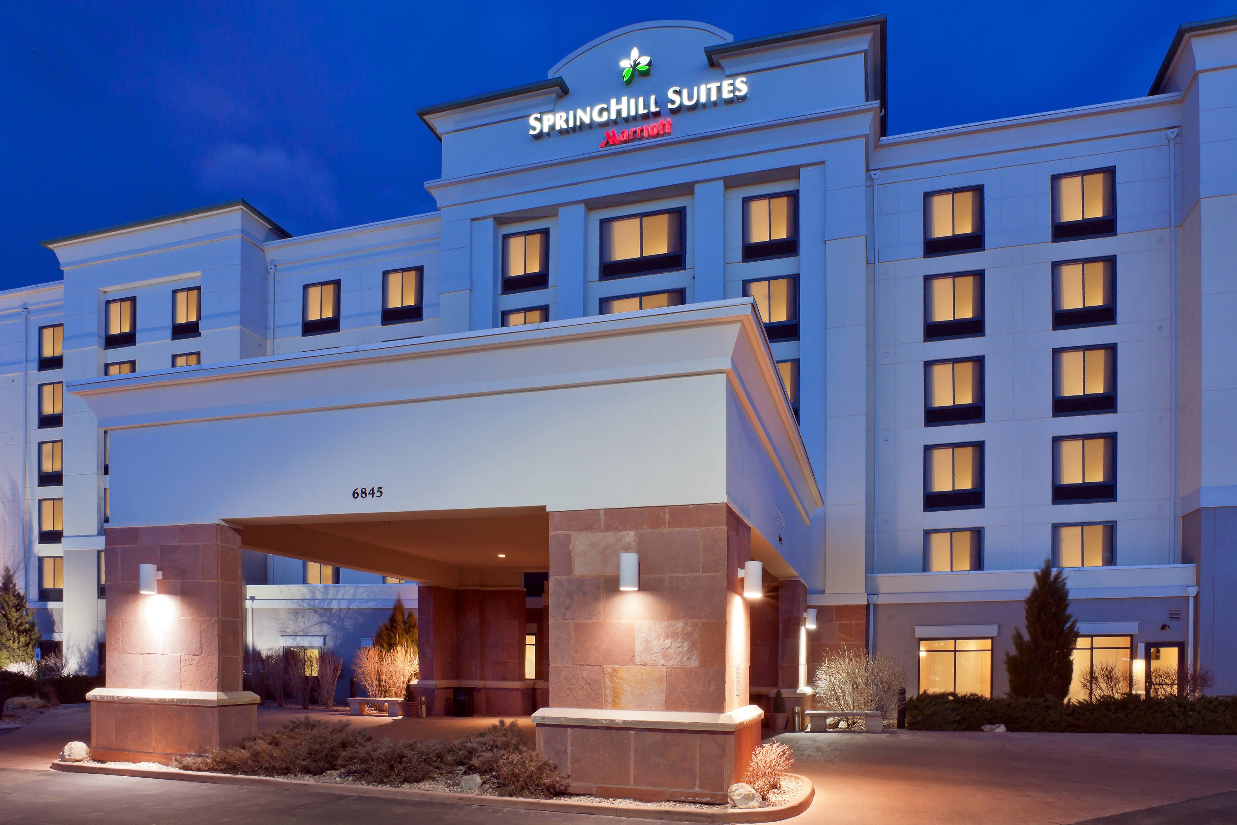 Springhill Suites Westminster Entrance