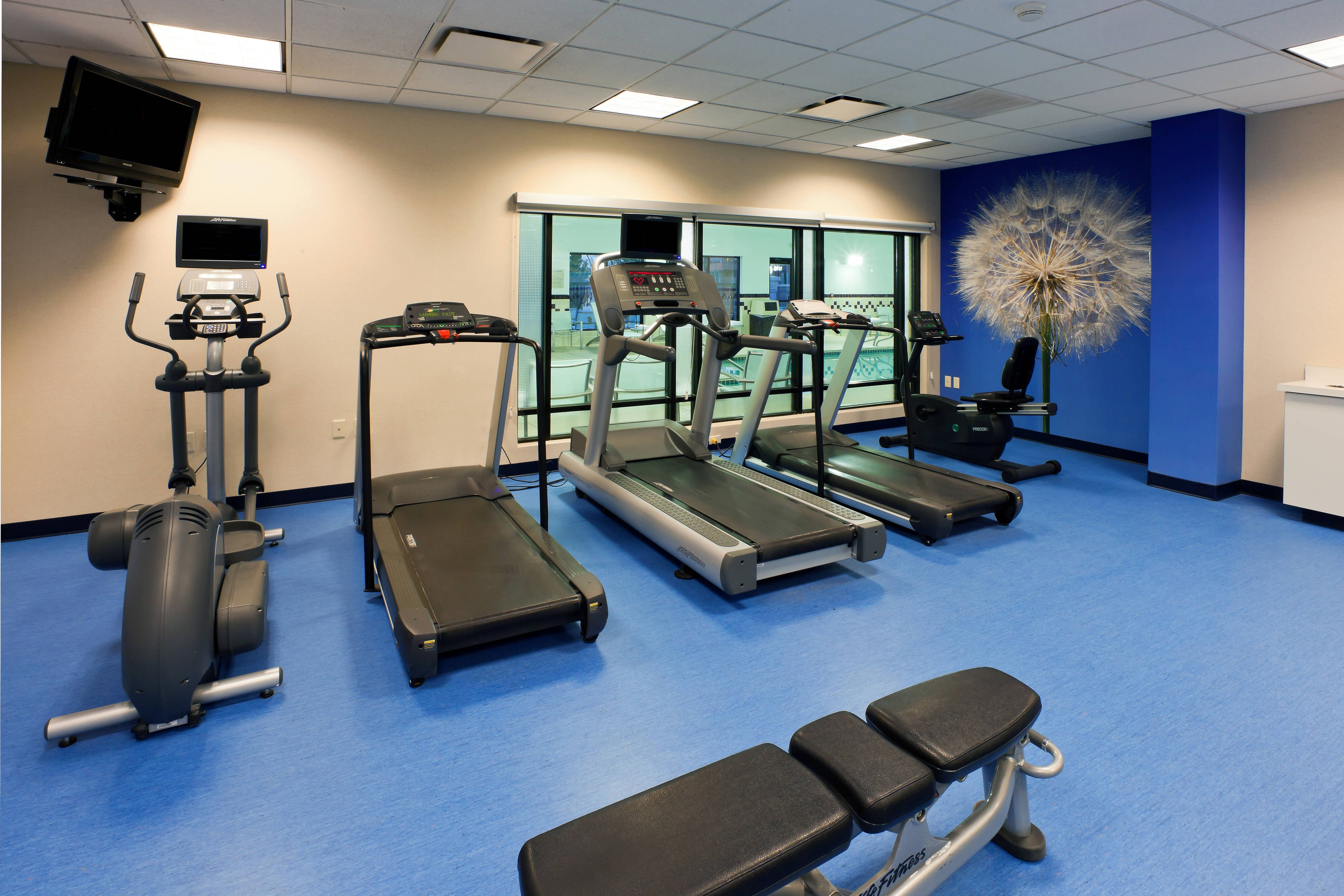 Springhill Suites Westminster Fitness Center