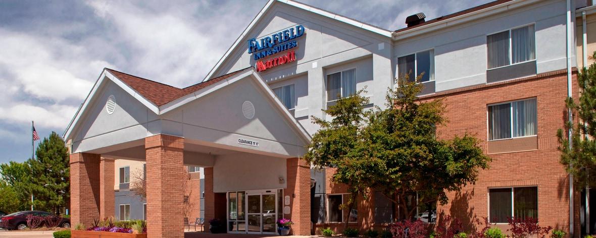 Parker Motel Colorado Springs Co