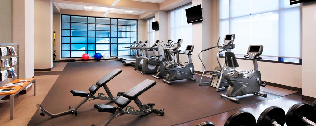 Studio de remise en forme Westin Workout