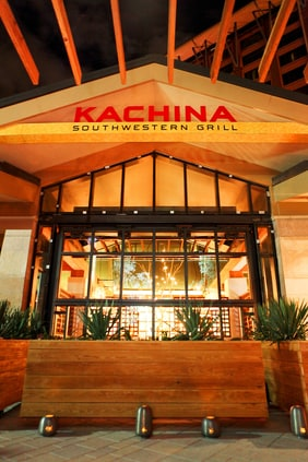Kachina - Outdoor Patio