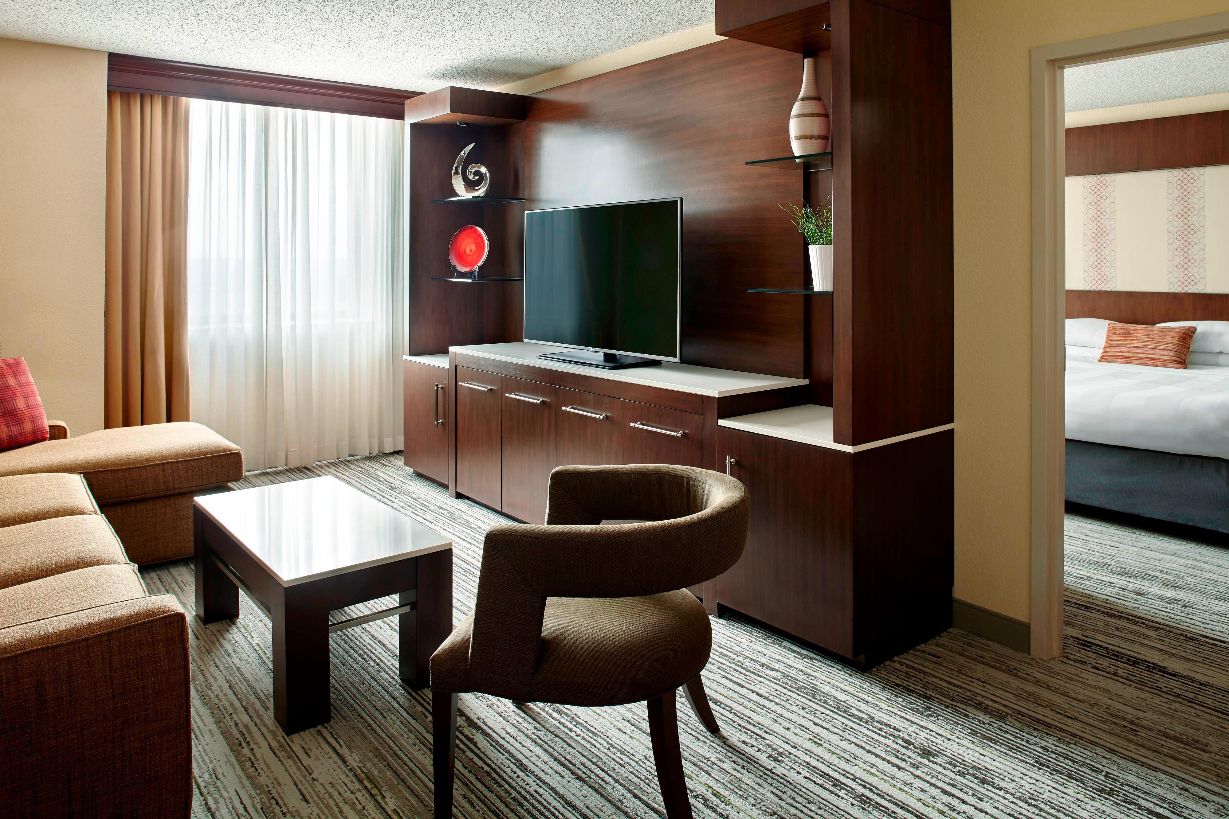Suite King de un dormitorio - Sala de estar