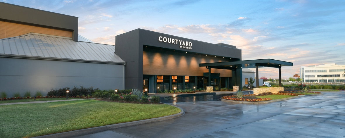 Courtyard Dallas DFW Airport North/Irving – Hotel in Irving, TX