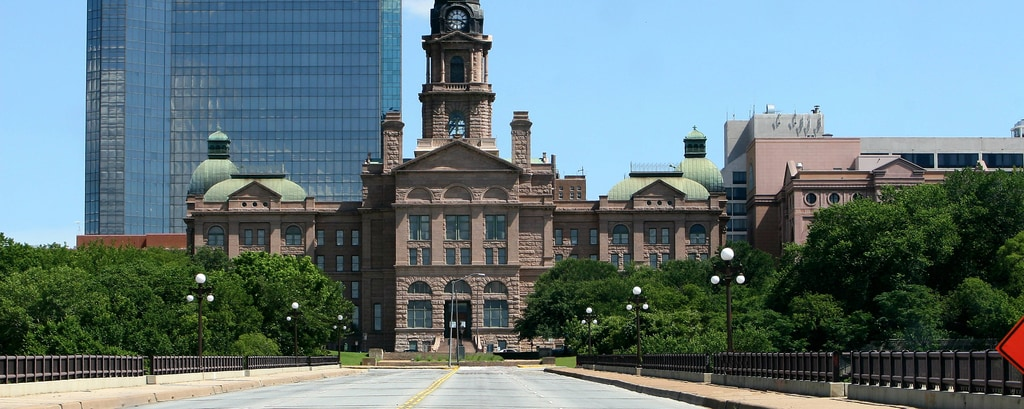 Palais de justice de Fort Worth