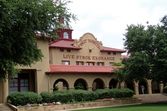 Fort Worth Stock Exchange Building