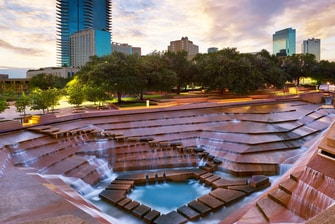 Fort Worth WaterGardens