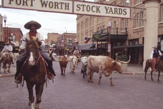 Ft. Worth Stockyards