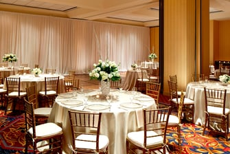 Trinity Ballroom Reception Space