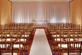 Trinity Ballroom Wedding Ceremony