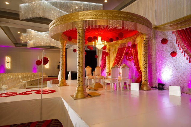 Indian Wedding Near DFW Airport