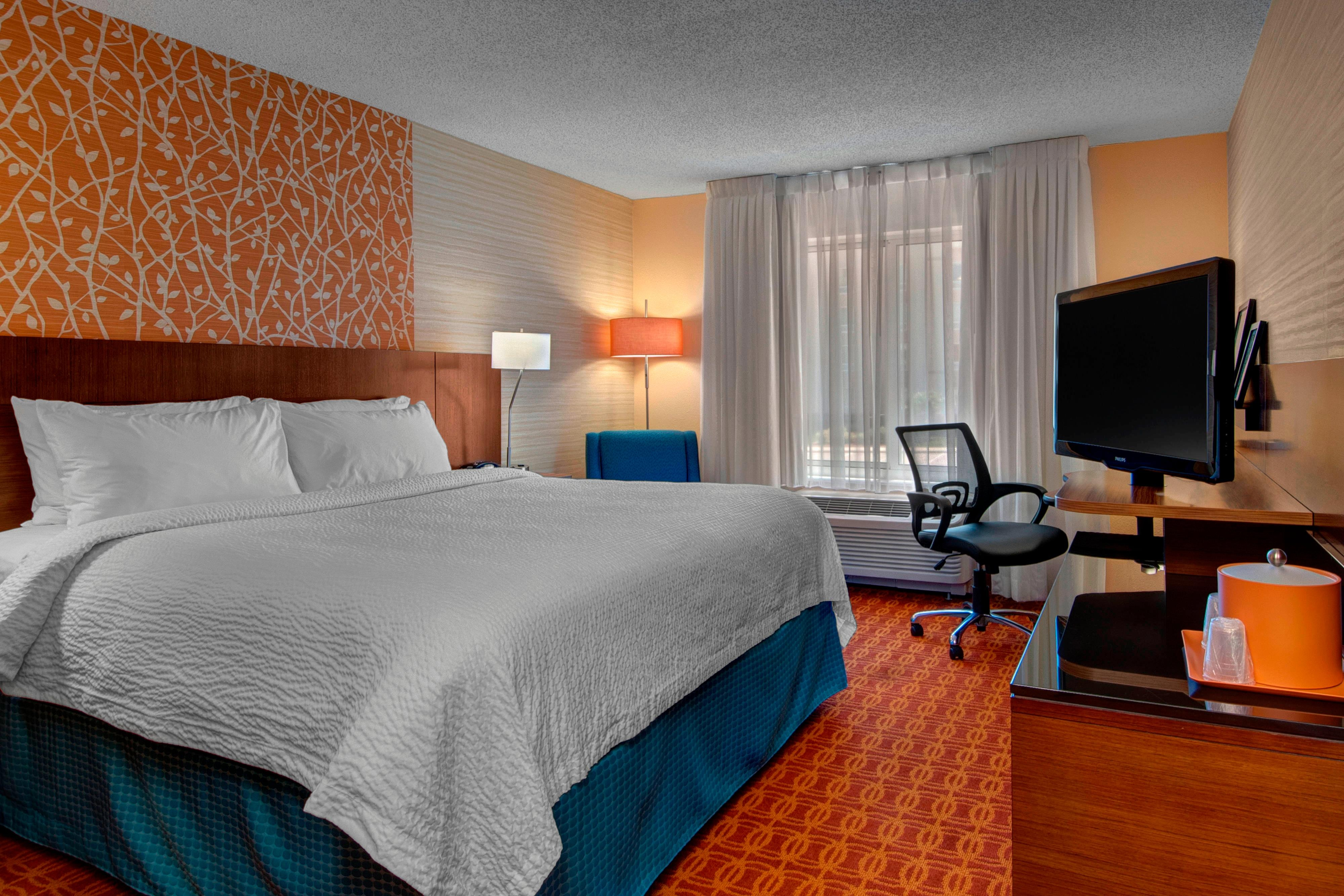 Fort Worth hotel room lodging