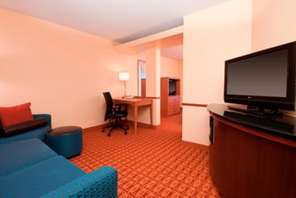 Fort Worth Hotel Suite