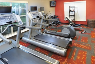 Fossil Creek Exercise Room