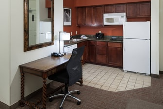 Hospitality Suite Kitchen