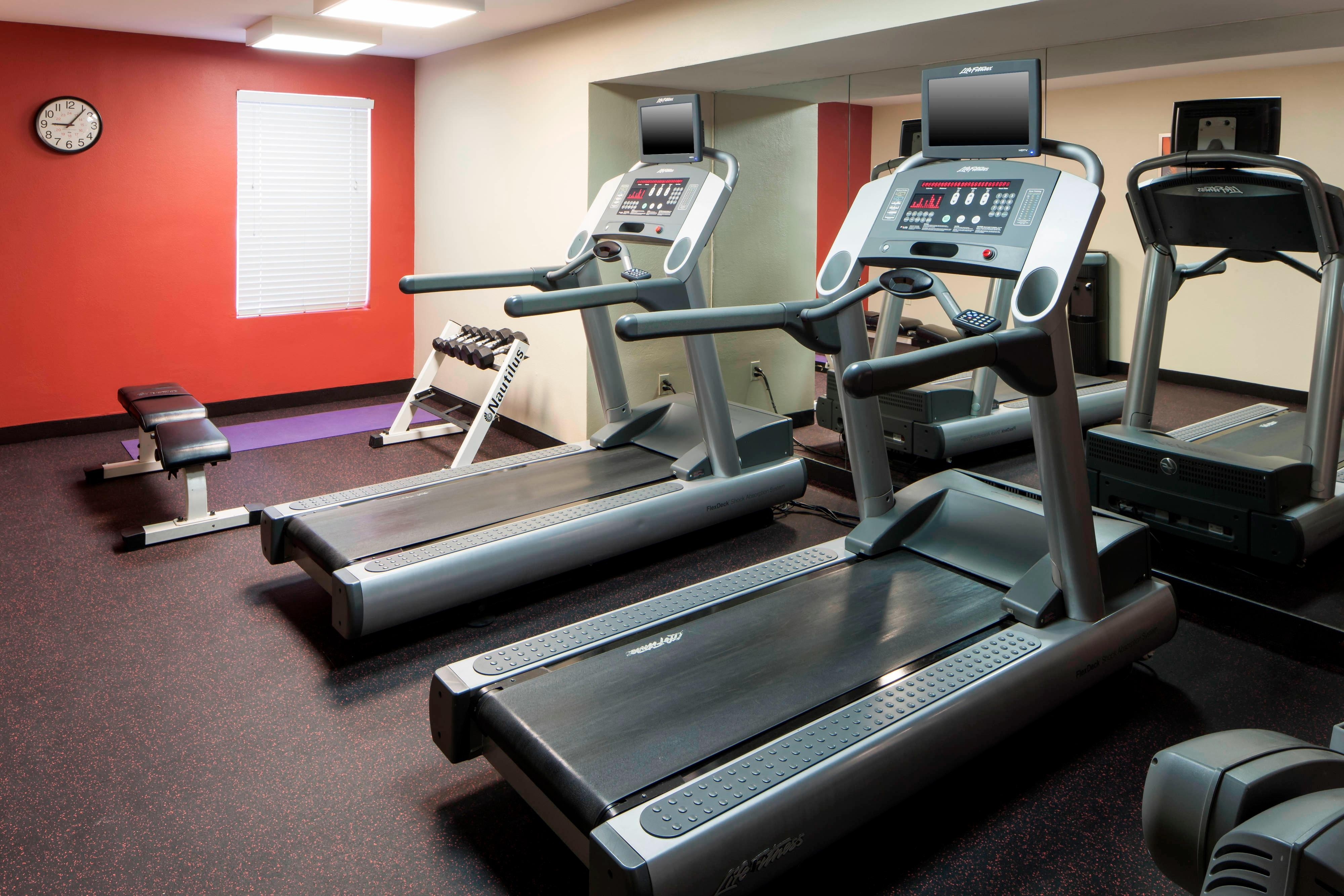 TownePlace Suites Arlington Fitness Center