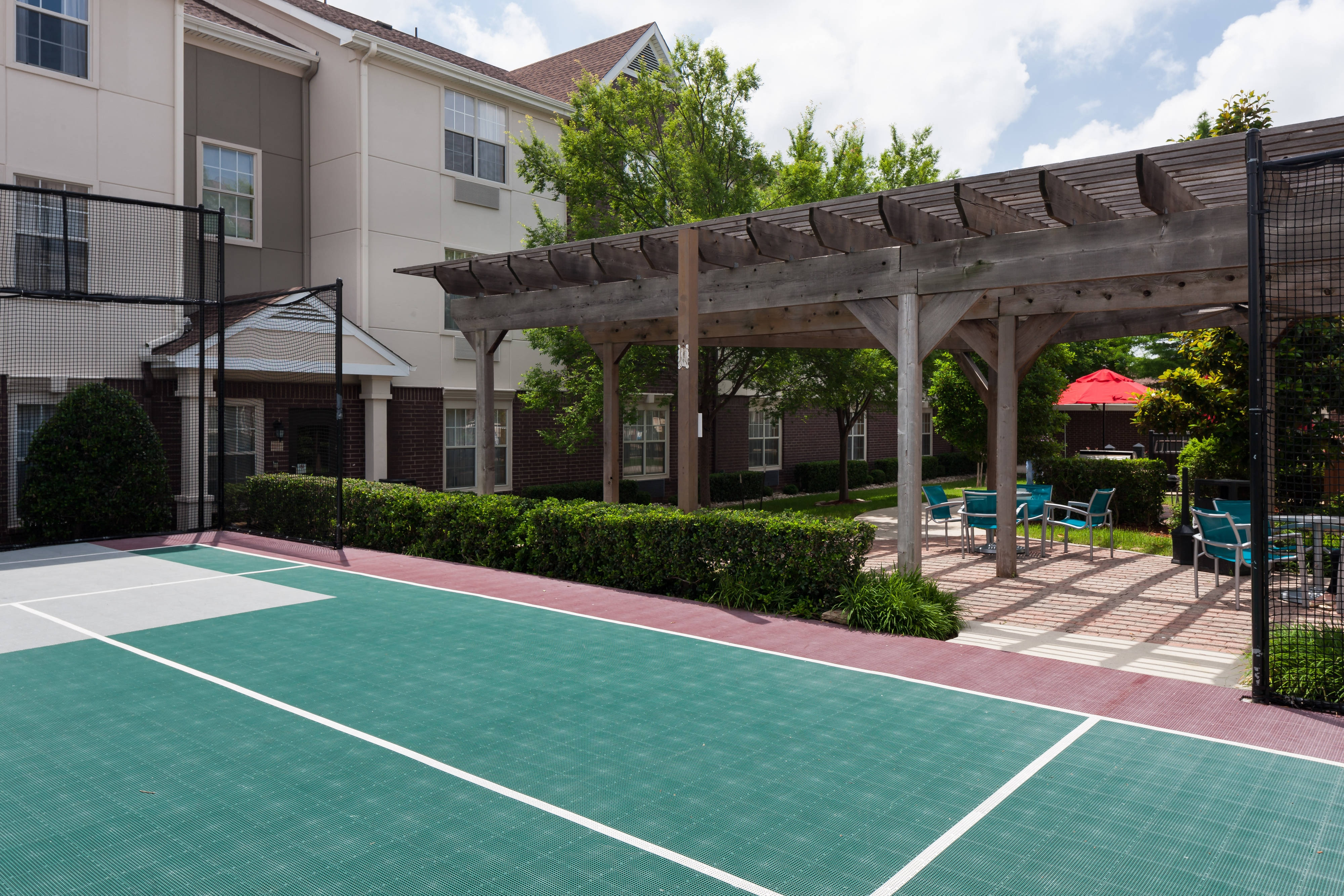 TownePlace Suites Arlington Outdoor Pool