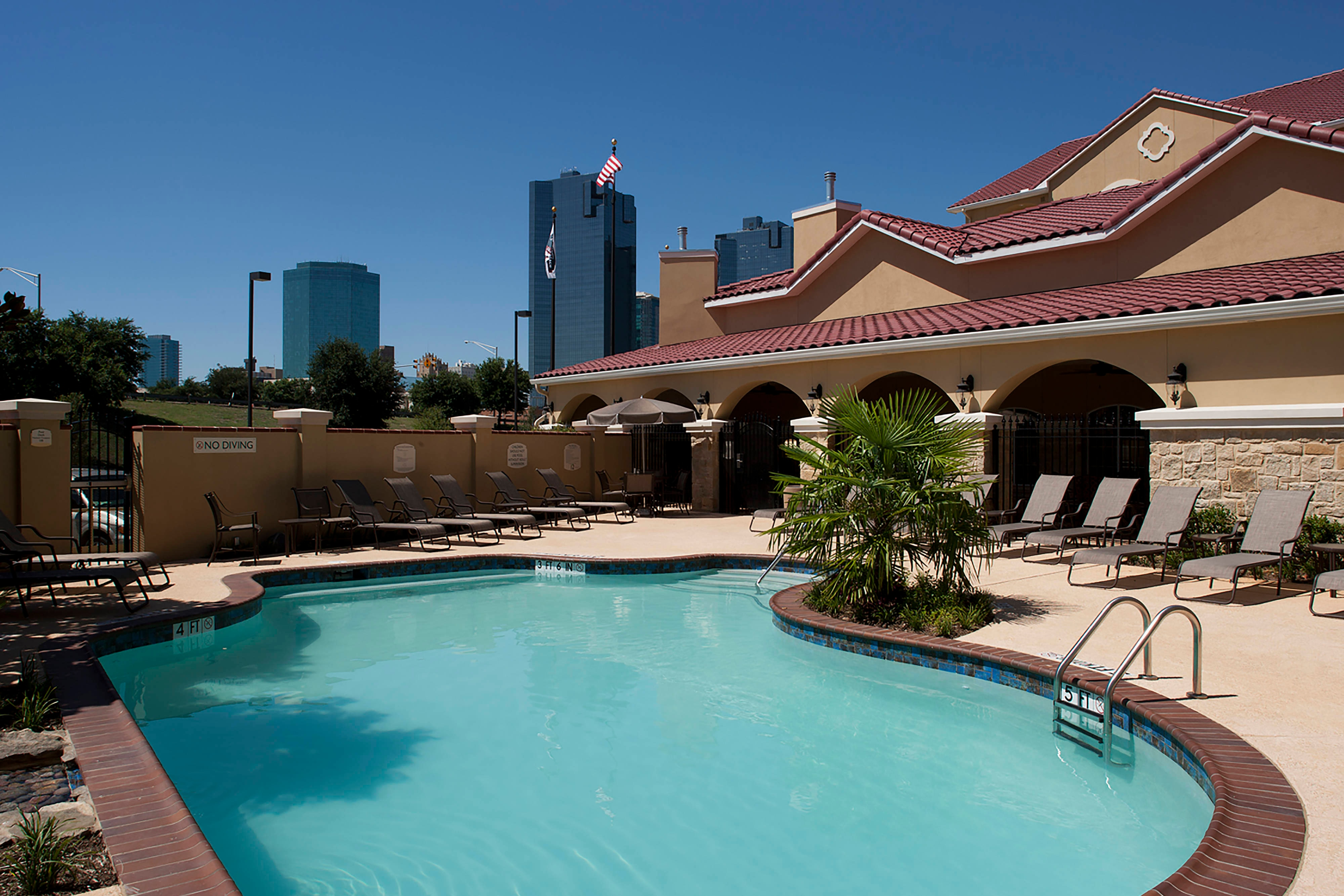 Pool - Ft. Worth TownePlace Suites