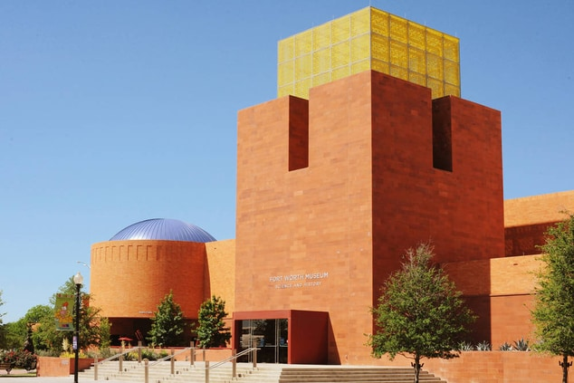 Fort Worth Museum of Science & History