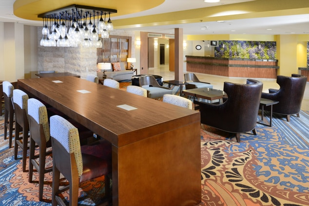 SpringHill Suites Fort Worth Communal