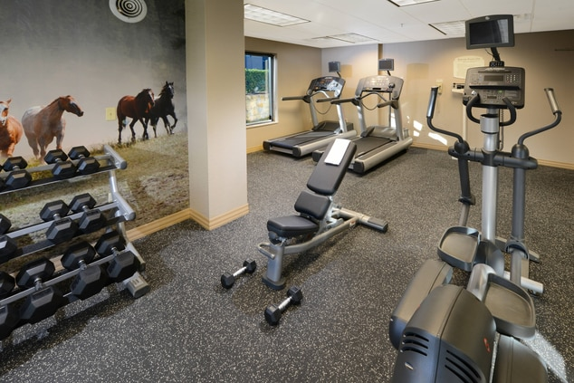 SpringHill Suites Fort Worth Fitness Center