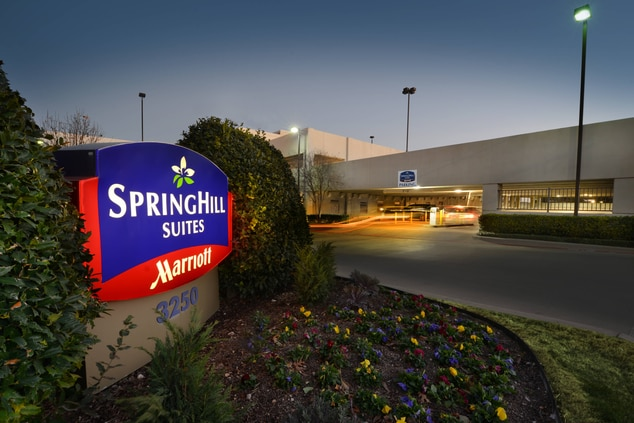 SpringHill Suites Complimentary Parking