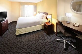 SpringHill Suites Executive Suite