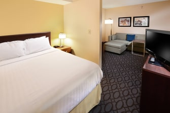 SpringHill Suites Fort Worth King Suite