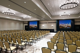 Ballroom - Classroom/Theater Meeting
