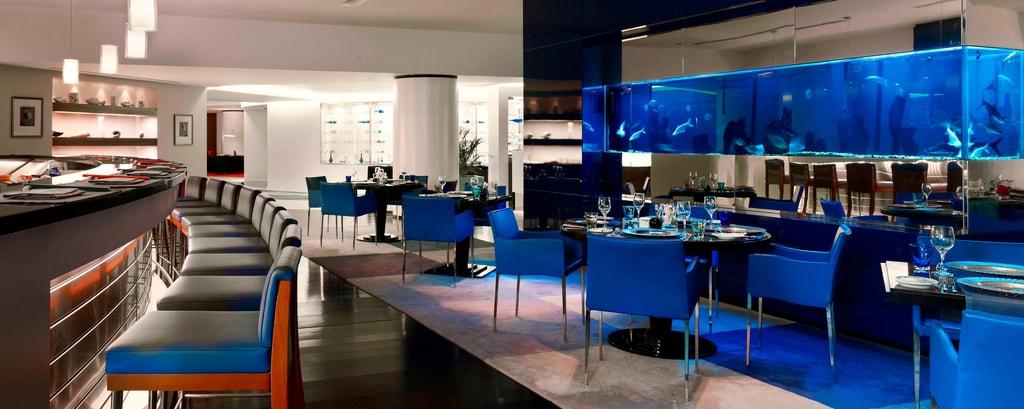 Fusion Restaurant - Sushi Bar