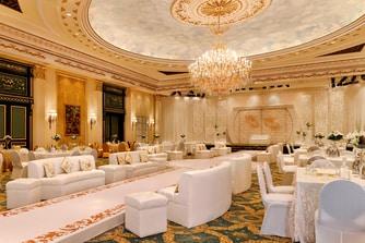 قاعة الدانة - حفل استقبال الزفاف
