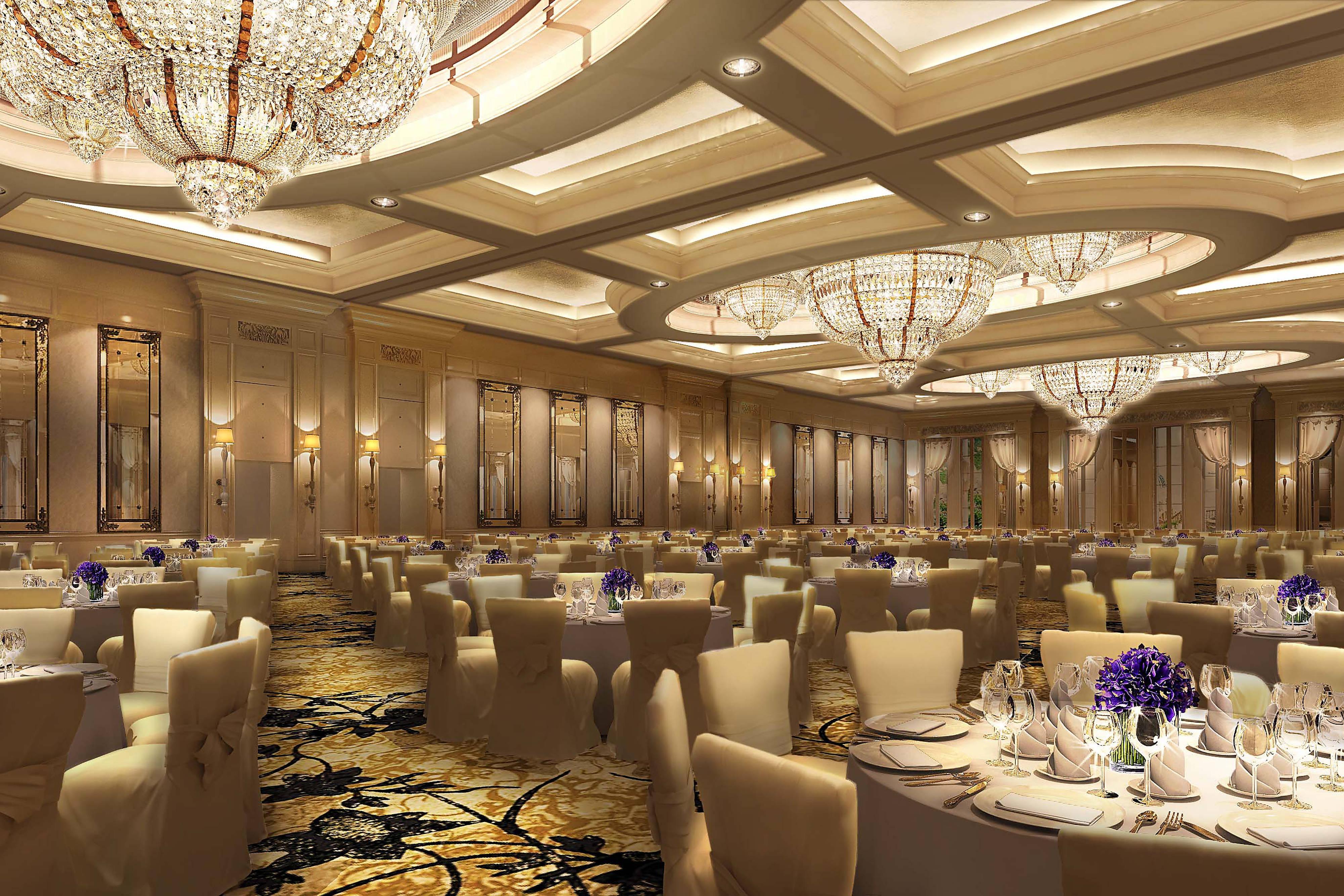 Chengbao Grand Ballroom - Rendering