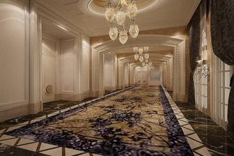 Foyer 2 - Rendering