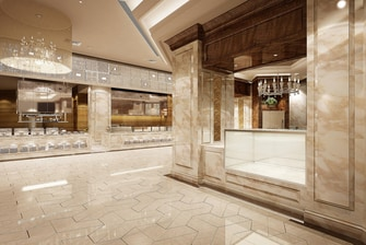 Collections Signature Restaurant - Rendering