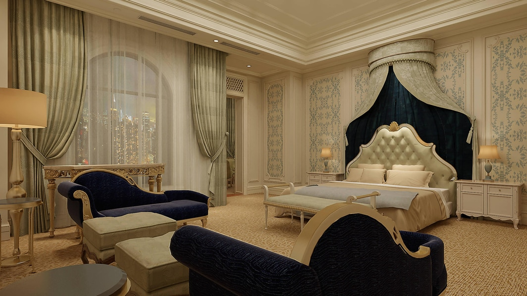 Presidential Suite - Rendering