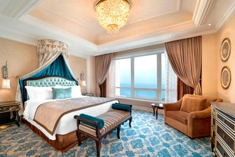 Lower Suite - Bedroom