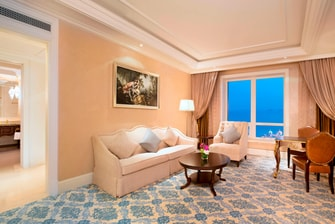 Lower Suite - Living Room