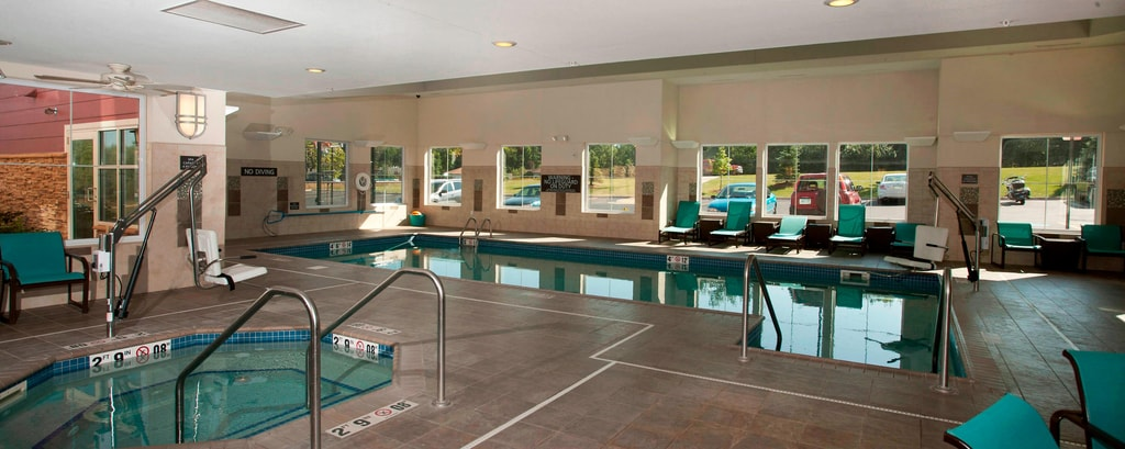 Indoor Pool & Whirlpool